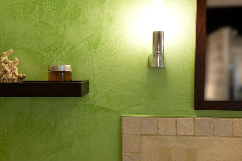 Einfach Nachgemacht Wandgestaltung Wischtechnik ~ Wohndesign und ...
