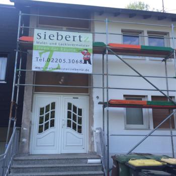 Fassade in Bergisch Gladbach