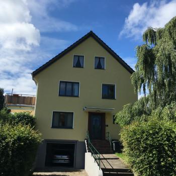 Die Verwandlung eines Hauses